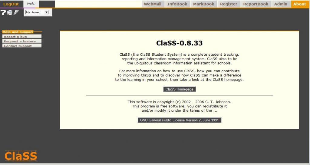 pag4_class-1024x545 ClaSS - gestione open source centralizzata degli studenti di una scuola - Software per gli insegnanti, per i professori, per i direttori didattici e per gli uffici amministrativi di una scuola