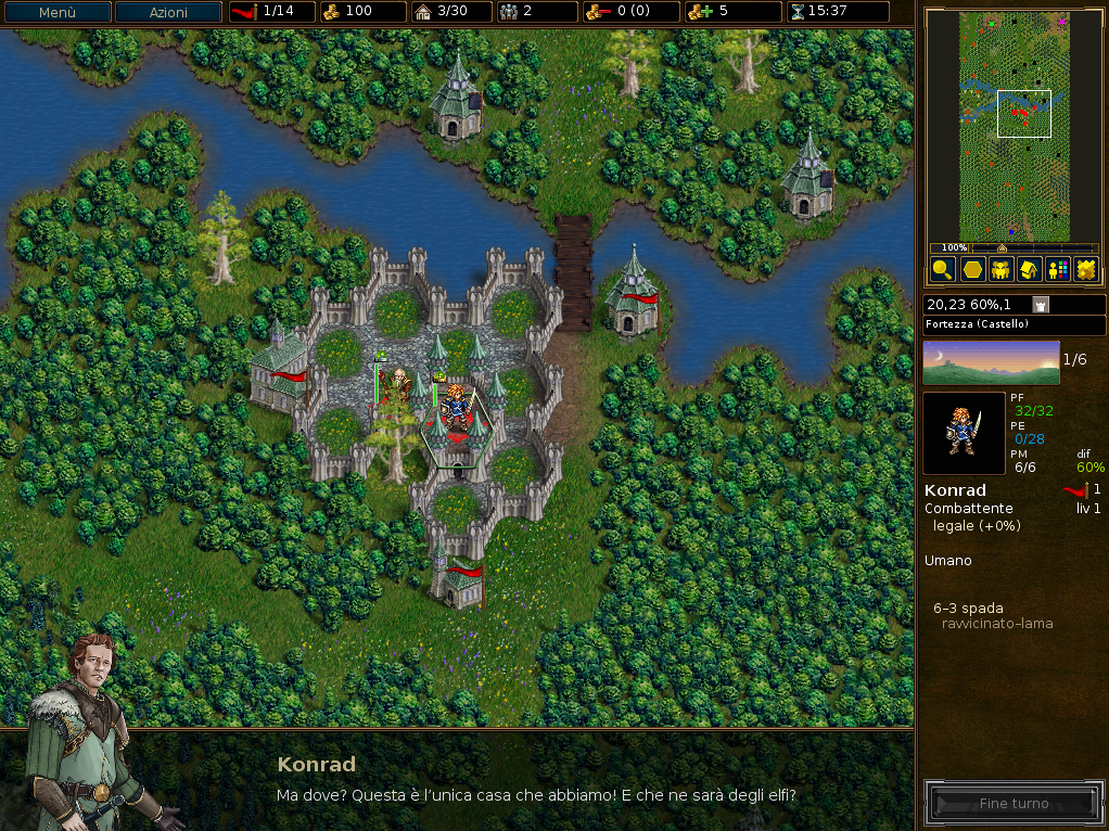 BattleWesnoth_game_OpenSource2 Battle for Wesnoth, gioco gratis ed open source simile a Warcraft
