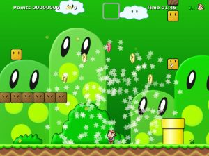 "secret_maryo_chronicles6-300x225 Secret Maryo Chronicles - Gioco platform open source ispirato al più famoso ""Super Mario Bros"""