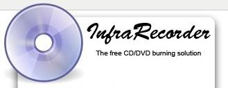 logo_infrarecorder InfraRecorder, programma open source (gratis) per la masterizzazione di CD e DVD per il sistema operativo Windows