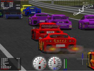 torcs-300x227 I migliori giochi open source (gratis) di corse di macchine: SuperTuxKart, VDrift e TORCS