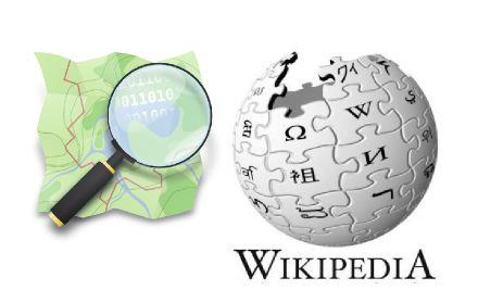 Wikipedia & OpenStreetMap