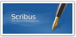 logoscribus1 Scribus - DTP (Desktop Publishing) - programma open source per creare giornali o pubblicazioni
