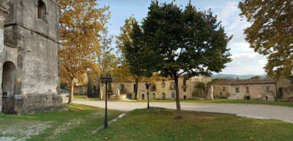 Roscigno Vecchia (Salerno) - Foto Panoramica