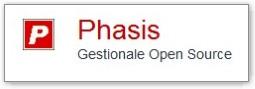 logo_phasis Phasis - Programma open source e gratis per la gestione dell'azienda - Gestionale gratis per la piccola e media azienda - Fattura gratis