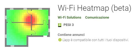 Heat_Map_logo Mappiamo la nostra casa o il nostro ufficio per cercare i punti deboli del nostro Wifi